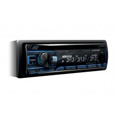 Alpine CDE-205DAB / CD / USB imtuvas su patobulintu BLUETOOTH | Automobilių stereo įranga Skaitmeninis radijas su DAB +, CD grotuvas, USB atkūrimas ir išmaniojo telefono jungtys.