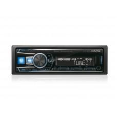 Radijo imtuvas su USB Alpine USB ir BLUETOOTH® - UTE-92BT