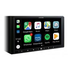 """Alpine iLX-W650BT 7"""" Multimedijos sistema, veikianti su Apple CarPlay ir Android Auto"""