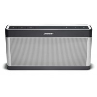 Bose® SoundLink® Bluetooth® III nešiojama garso kolonėlė