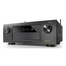 AVR-X4300W 9 x 200W Full 4K Ultra HD tinklo A/V imtuvas su Bluetooth, WI-FI ir pažangiu vaizdo apdorojimu technologija ir Denon Heos Multiroom