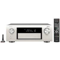 AVR-X6400W 11 x 205W Full 4K Ultra HD tinklo A/V imtuvas su Bluetooth, WI-FI ir pažangiu vaizdo apdorojimu technologija ir Denon Heos Multiroom