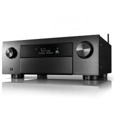 AVR-X4500W 9 x 125W Full 4K Ultra HD tinklo A/V imtuvas su Bluetooth, WI-FI ir pažangiu vaizdo apdorojimu technologija ir Denon Heos Multiroom