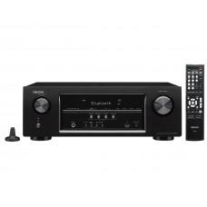 Denon AVR-X540BT 5.2 HD  namų kino stiprintuvas  5x140W ,  Bluetooth  ir  USB