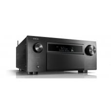 AVC-X8500W 13 x 210W Full 4K Ultra HD tinklo A/V  stiprintuvas  su Bluetooth, WI-FI ir pažangiu vaizdo apdorojimu technologija ir Denon Heos Multiroom