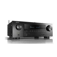 """Denon Denon AVR-X1500H  7 x 145W  A/V imtuvas su """"Dolby Atmos"""", """"DTS-X"""",4K UltraHD vaizdo įrašas su HDR10, Dolby Vision ir HLG,Interneto radijas, Spotify, AirPlay2 **, """"Bluetooth"""""""