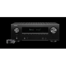 Denon AVR-X2500  7.2 Ch. 4K AV imtuvas su Amazon Alexa Voice Control, Heos Multiroom