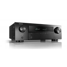 Denon AVR-X250BT  5.1 kanalų 4K Ultra HD AV imtuvas - stiprintuvas su integruotu Bluetooth, galingumas 130W