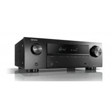 Denon AVR-X550BT  5.1 kanalų 4K Ultra HD AV imtuvas - stiprintuvas su integruotu Bluetooth, USB, galingumas 130W