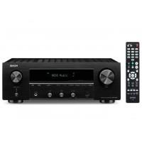 Denon DRA-800H stereo tinklinis stiprintuvas 2x145W, HDMI, Interneto radijas, Spotify, USB, Bluetooth, Heos Multiroom #Nemokamas pristatymas