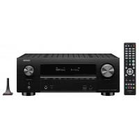Denon AVR-X3600H 9.2 x 180W Full 4K Ultra HD tinklo A/V imtuvas, Denon Heos Multiroom