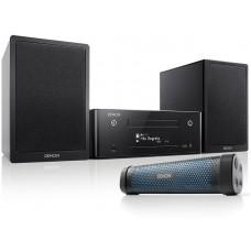 DENON CEOL N9 Tinklinė CD muzikos sitema  ,Spotify Connect , USB , Interneto radijas , AirPlay , Bluetooth , aplikacija  su kolonėlėm  + ENVAYA MINI