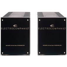 Electrocompaniet AW 180  Hi-End galios mono stiprintuvai, galingumas 2  x 380 W