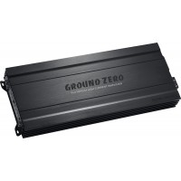 Ground Zero PLUTONIUM GZPA 1.4K-HCX  automobilinis garso stiprintuvas 1 kanalai , galingumas 4.000W