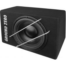 Ground Zero GZUB 30SQ  žemų dažnių kolonėlė , galingumas 500 W  , labai aukštos garso kokybės SQ .