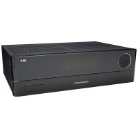 Harman Kardon HK3770/230  tinklinis stereo stiprintuvas, Spotify, Bluetooth, USB, DAC 192 kHz/24 bit, interneto radijas, galingumas  240 W