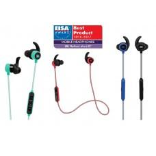 Ausinės JBL Reflect Mini BT  į ausis įstatomos  bevielės Bluetooth