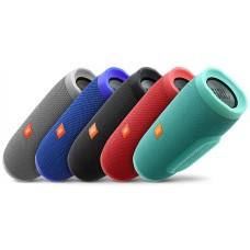 JBL charge 3 Bluetooth nešiojama  garso kolonėlė   2x10W  galingumo , atspari drėgmei ir vandeniui