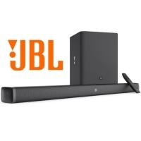 JBL Bar 3.1 TV garso sistema soudbaras 3,1 kanalo 4K Ultra HD su belaidžiu žemųjų dažnių garsiakalbiu.