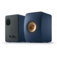 KEF LS50 Meta lentyninės  garso kolonėlės kaina už 2 vnt
