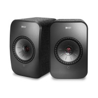 KEF LSX  aktyvios garso kolonėlės, AirPlay2, Spotify, Tidal, Bluetooth