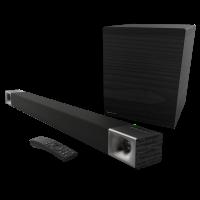 Klipsch Cinema 600 soundbaras 3.1 TV garso sistema su bevieliu žemų dažnių garsiakalbiu #Nemokamas pristatymas