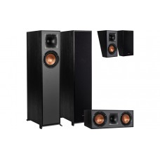 Klipsch R-610F HCS 5.0  namų kino komplektas Dolby Atmos