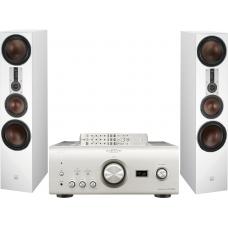 Stereo komplektas stiprintuvas Denon PMA-2500NE  + Dali OPTICON 8 kolonėlės
