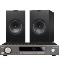 Stereo komplektas Arcam SA10 su KEF Q350  #Nemokamas pristatymas