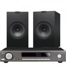 Stereo komplektas Arcam SA10 su KEF Q150  #Nemokamas pristatymas