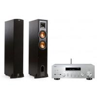 Stereo komplektas Yamaha R-N602  su Klipsch  R-26F