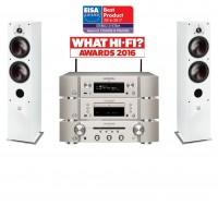Marantz PM6006 + CD6006 + NA6005 + Dali Zensor 7  stereo komplektas