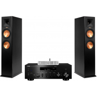 Stereo komplektas Yamaha R-N803D su Klipsch Reference RP-6000F #Nemokas pristatymas