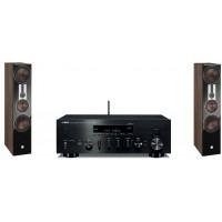 Stereo komplektas Yamaha R-N803D + DALI OPTICON 8