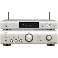 Denon PMA-720  integruotas stereo stiprintuvas +Denon DNP730Ex tiklo grotuvas , interneto radijas ,USB ,aplikacija