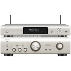 Denon PMA-520  integruotas stereo stiprintuvas +Denon DNP730Ex tiklo grotuvas , interneto radijas ,USB ,