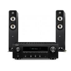 Stereo komplektas Denon DRA-800 su Polk Audio Signature S55E #Nemokamas pristatymas