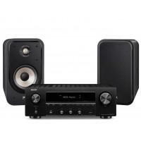 Stereo komplektas Denon DRA-800 su Polk Audio Signature S20E #Nemokamas pristatymas