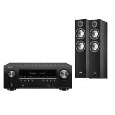 Stereo komplektas Denon AVR-S950 su Canton SP706  #Nemokamas pristatymas