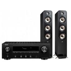 Stereo komplektas Denon DRA-800 su Polk Audio Signature S60E #Nemokamas pristatymas