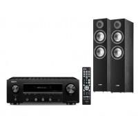 Stereo komplektas Denon DRA-800 su Canton SP706  #Nemokamas pristatymas