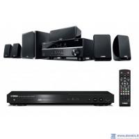 Namų kino komplektas Yamaha YHT-1810 komplekte su Yamaha   BD-S477  Blu-ray grotuvų