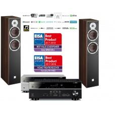 Stereo komplektas Yamaha RX-V483  su Kolonėlėm Dali Spektor 6 , nemokamas pristatymas