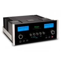 McIntosh MA8900 stereo integruotas stiprintuvas su DAC, balansinė XLR išvestis. Galingumas 2x200W