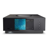 Naim Uniti Nova Atom HDMI  -  High End  stiprintuvas  All-in-One tinklo grotuvas , USB , Wi-Fi , Spotifi, HDMI pajungimas prie TV .