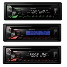 Auto magnetola PIONEER DEH-1900UBG/UBB/UB su CD grotuvu , USB and Aux-In