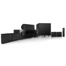 Pioneer HTP-074 namų kino sistema 5.1  , bevielis pajungimas per Bluetooth , USB, 4k UHD palaikimas , True HD, DTS-HD