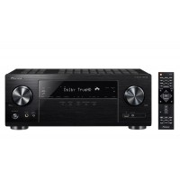 Pioneer VSX-832 Namų kino resiveris  5x165 Watt ,Dolby Atmos, dts:X, 4K Ultra HD, video scaler, 4 HDMI ports, HDCP 2.2, hi-res audio playback, dual band WiFi & Bluetooth.