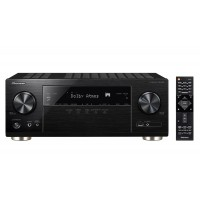 Pioneer VSX-933 Namų kino resiveris  7x165 Watt ,Dolby Atmos, dts:X, 4K Ultra HD, video scaler, 4 HDMI ports, HDCP 2.2, hi-res audio playback, dual band WiFi & Bluetooth.