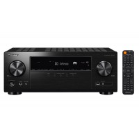 Pioneer VSX-934 Namų kino resiveris  7x165 Watt ,Dolby Atmos, dts:X, 4K Ultra HD, video scaler, 4 HDMI ports, HDCP 2.2, hi-res audio playback, dual band WiFi & Bluetooth.
